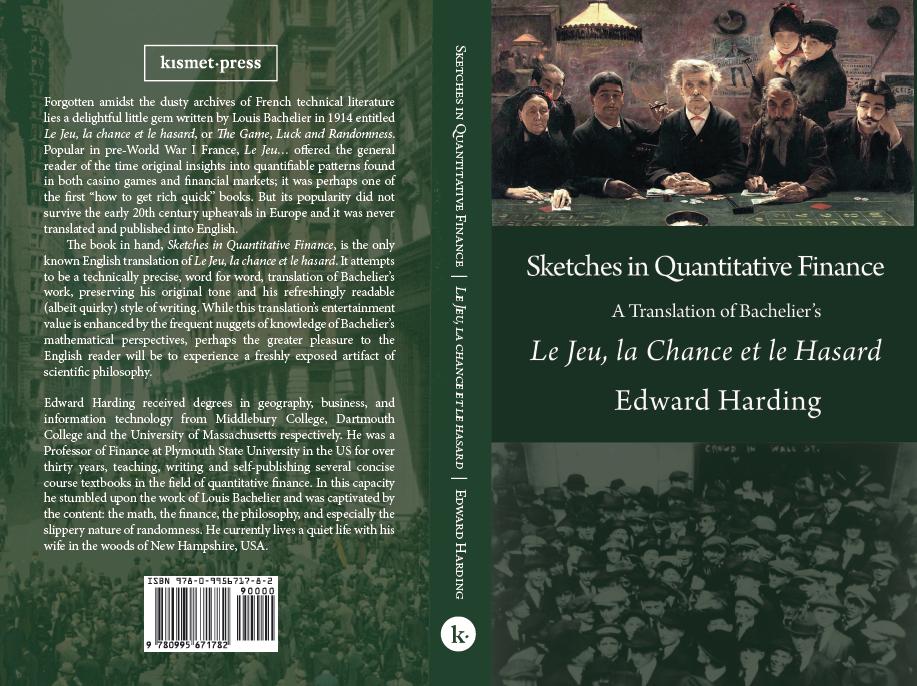Sketches in Quantitative Finance | Kısmet Press